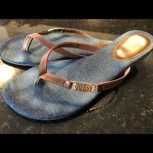 Women's Guess Flip Flops